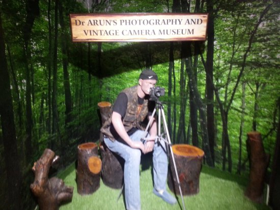 Dr.Arun's Photography And Vintage Camera Museum