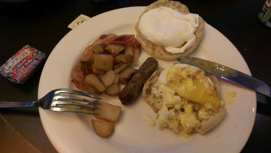 Hilton Garden Inn Washington DC/US Capitol: Breakfast items