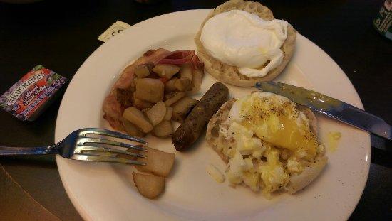 Hilton Garden Inn Washington DC/US Capitol: Breakfast items
