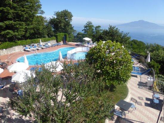 Hermitage Hotel Sorrento Italy