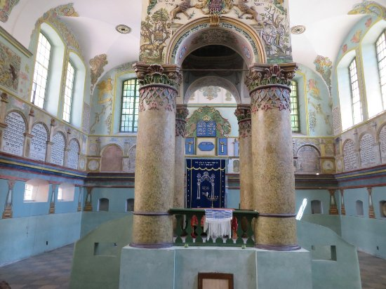The Łańcut Synagogue