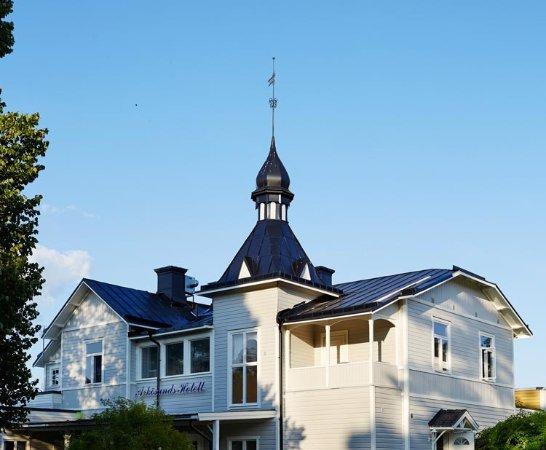 Vikbolandet, Швеция: ArkösundsHotell