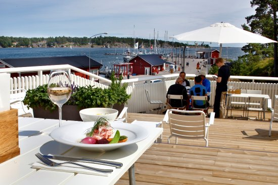Vikbolandet, Σουηδία: Terrassen