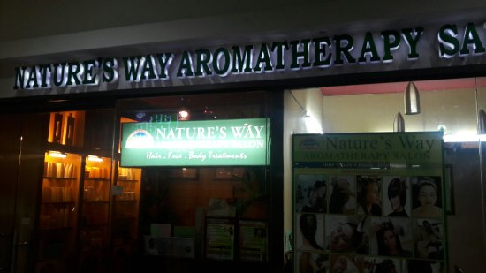 Nature's Way Aromatheraphy Salon