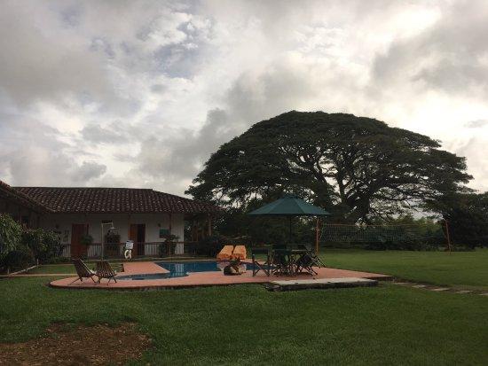 Hacienda el Saman