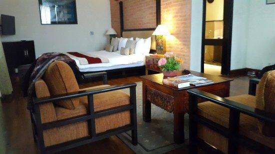 Gokarna Forest Resort: a basic room