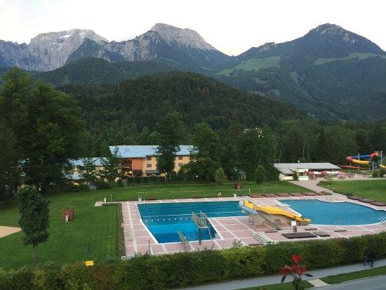 Foto de Brunneck Hotel