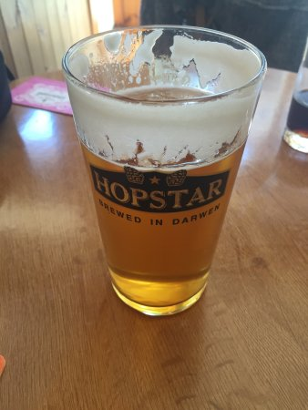 Darwen, UK: Hopstar Brewery