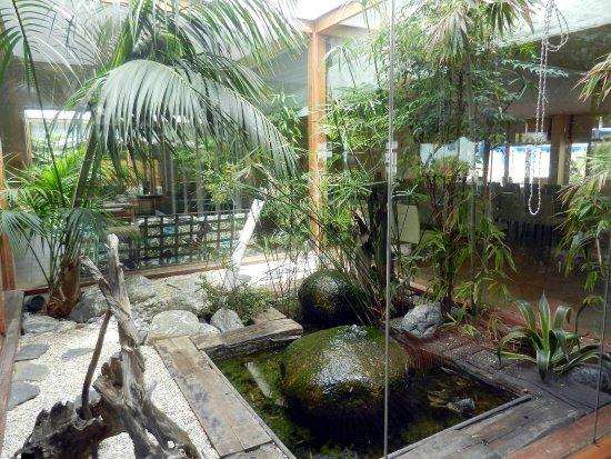 petit jardin intérieur - Photo de Parador de Benicarlo, Benicarlo ...
