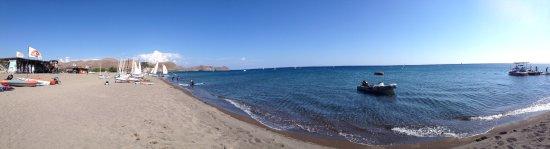 Skala Eresou, Greece: beach