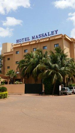 Hotel Massaley: Vue façade