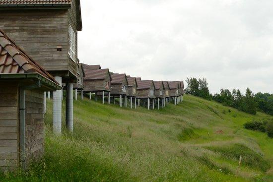 Grand-Laviers, Francia: maisons alignées