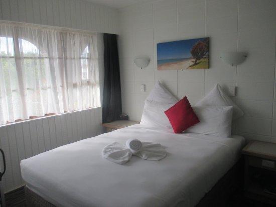 Rotorua Motel : Bedroom