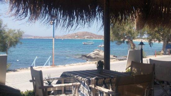 Sunset Restaurant : sea site