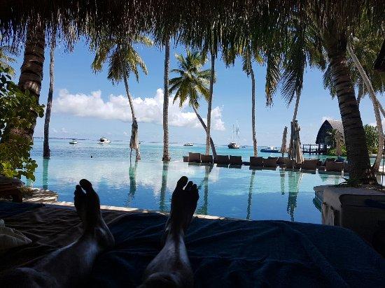 Shangri-La's Villingili Resort and Spa Maldives: 20160701_113105_large.jpg