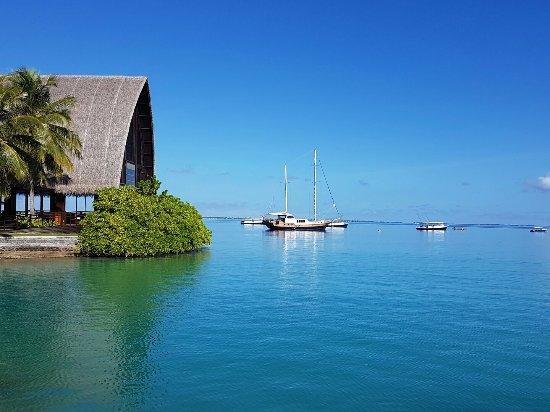 Shangri-La's Villingili Resort and Spa Maldives: 20160701_085607_large.jpg