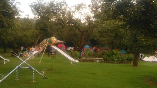 Hotel Don Quijote: Apto para Acampar en la Huerta