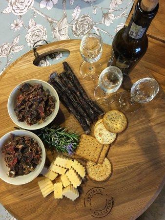 Cradock, แอฟริกาใต้: Snacks before supper!