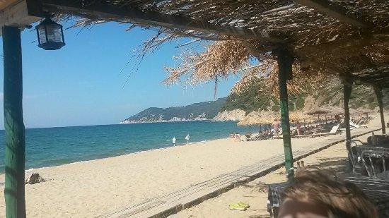 Megalos Aselinos Beach: 20160703_163731_large.jpg