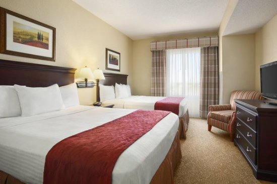 Country Inn & Suites By Carlson, Albany: Two Queen Beds Suite
