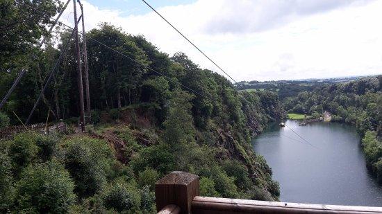 Menheniot, UK: view