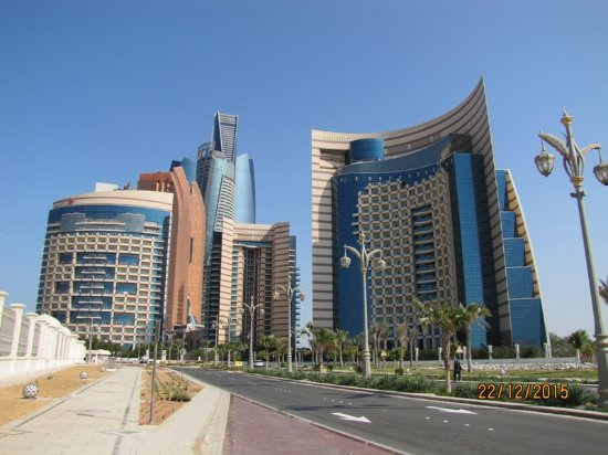Avenue at Etihad Towers