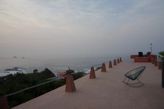 Hotel Posada Arigalan: rooftop