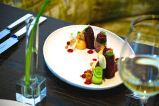 Chanson Restaurant: Chanson Cuisine