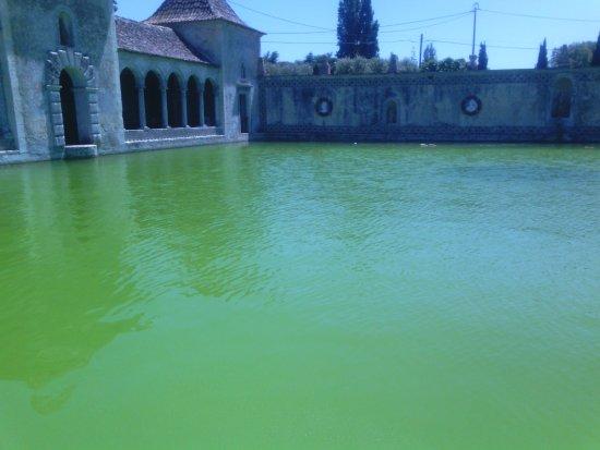 Vila Nogueira de Azeitao, Portugal: A Casa da água
