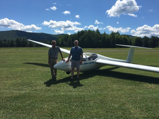 Warren, Βερμόντ: First time in a Glider!  Amazing experience!