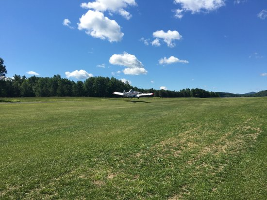 Warren, VT: First time in a Glider!  Amazing experience!