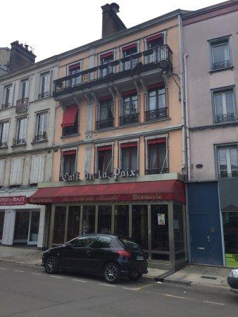 Restaurant brasserie de la paix troyes dans troyes avec - Restaurant la table de francois troyes ...