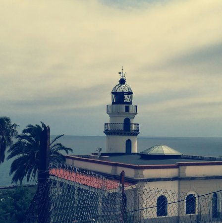 The Lighthouse of Calella