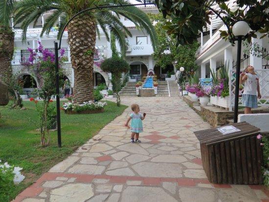 Hotel Porfi Beach Aufnahme