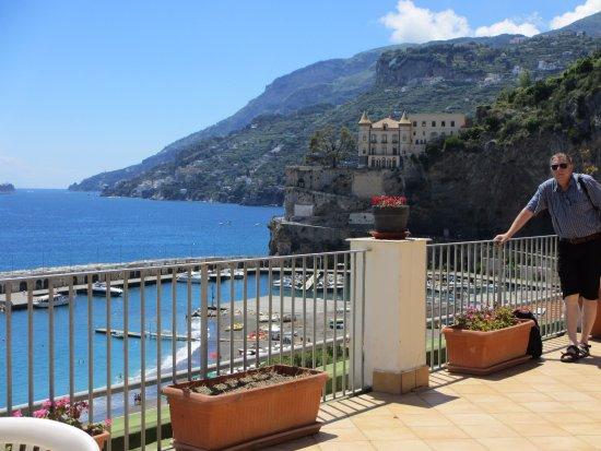 Residence Hotel Panoramic: Udsigten fra hotellets tagterrasse