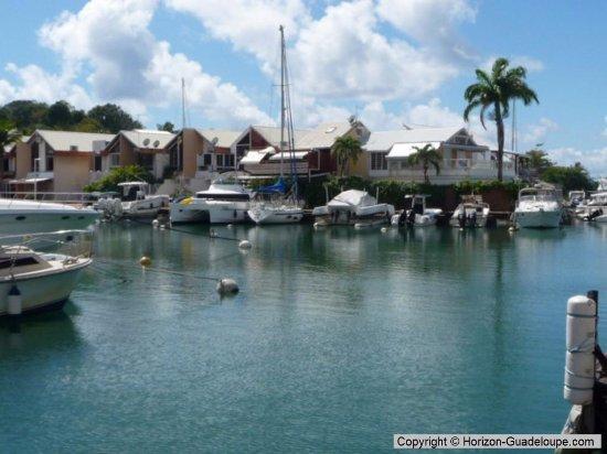 Le Plaisancier: Marina de Pointe-à-Pitre