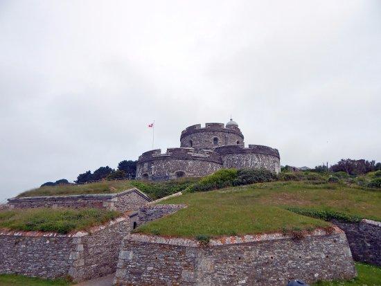 St Mawes, UK: Castle