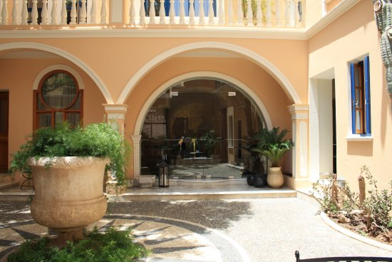 Casa Delfino Hotel & Spa: Just such a beautiful place - quiet but in the centre of everything