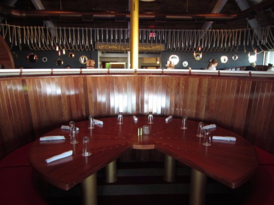Stafford S Pier Restaurant Great Table For Groups At The