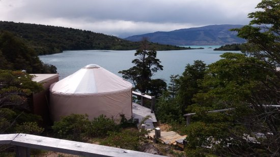 Patagonia Camp Picture