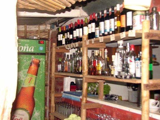 Balgue, Nicaragua: el bar mejor equipado de ometepe