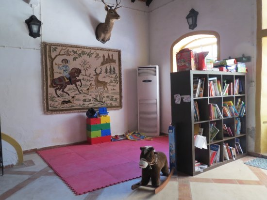 Alcacovas, โปรตุเกส: biblioteca
