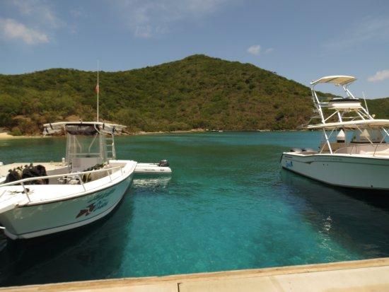 Ilhas Virgens Britânicas: View