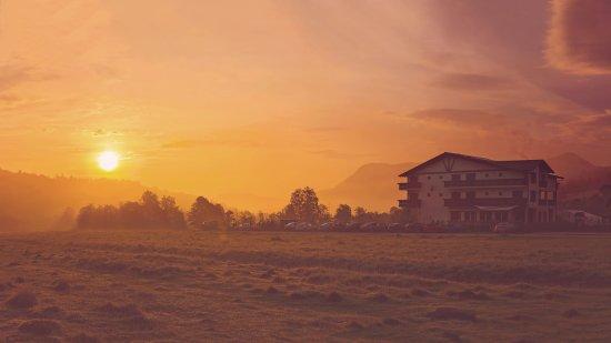 Sacele, Rumania: sunrise at vama54