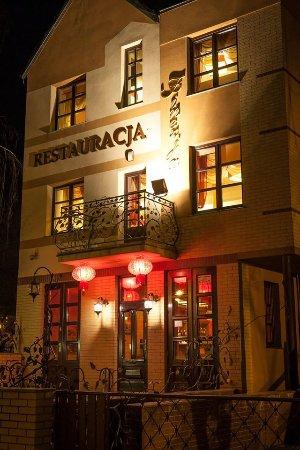 Restauracja Finezja Orientu