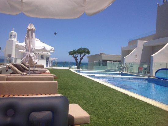 Golden Coast Beach Hotel Room Inland View