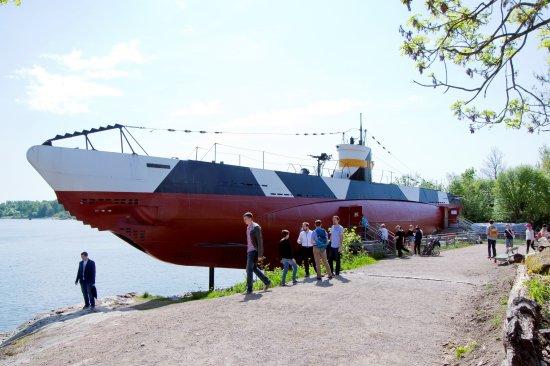 Sukellusvene Vesikko