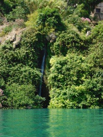 Cofrentes, Spania: Cascada.