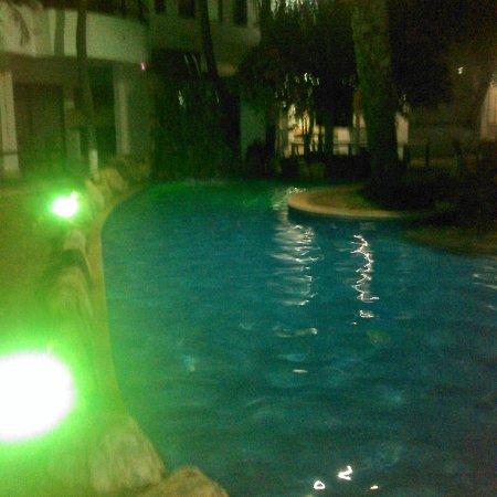 Hotel Surf Paradise: piscina de agua salada