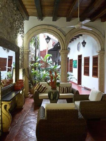 Hotel Casa del Curato: 20160628_171726_large.jpg